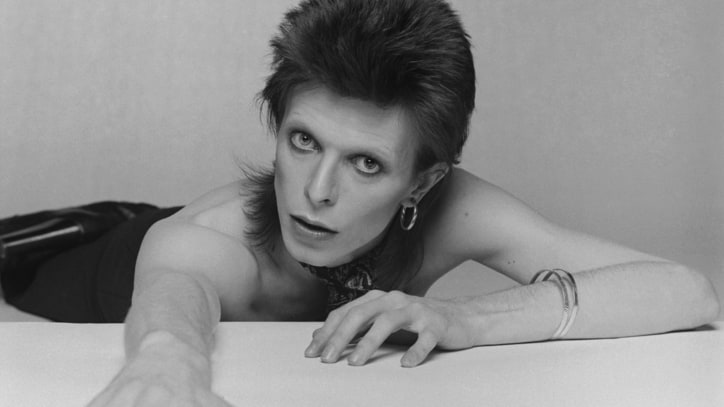 Help Fund David Bowie Tribute Statue in London