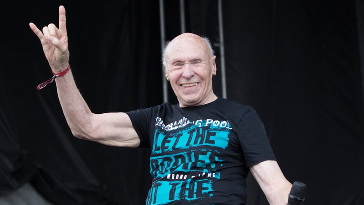 Watch 82-Year-Old Man Sing 'Bodies' With Drowning Pool