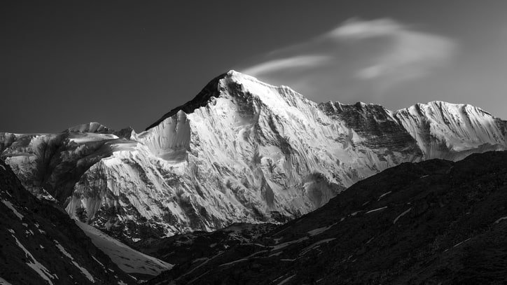How Adrian Ballinger Demolished the Cho Oyu Summit Speed Record