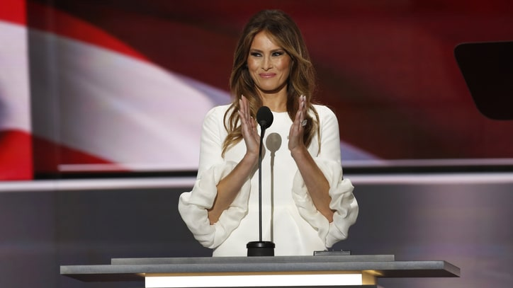 Trump Aide Offers Resignation Over Melania Speech Plagiarism