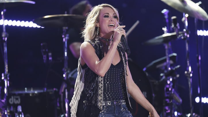 Carrie Underwood Finally Gets Her CMA Due
