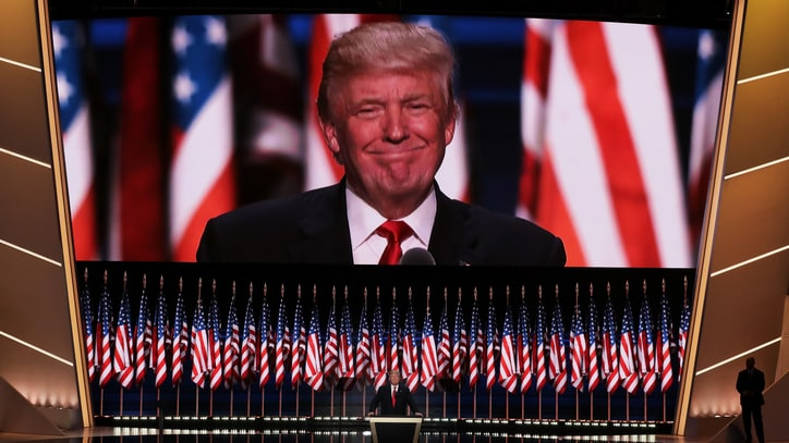 Watch Donald Trump's Dark, Fear-Mongering RNC Speech