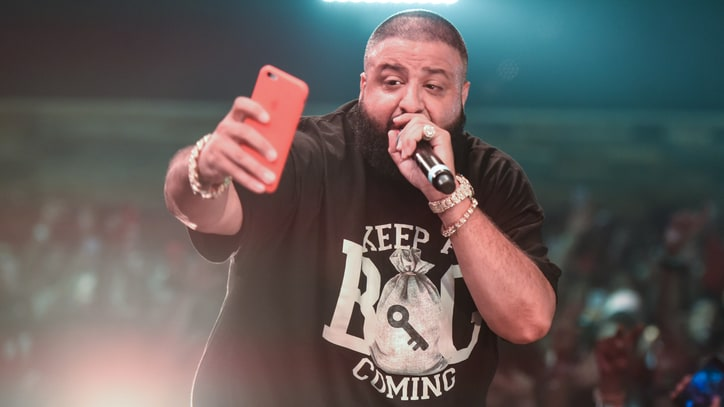 On the Charts: DJ Khaled Grabs First Number One With 'Major Key'
