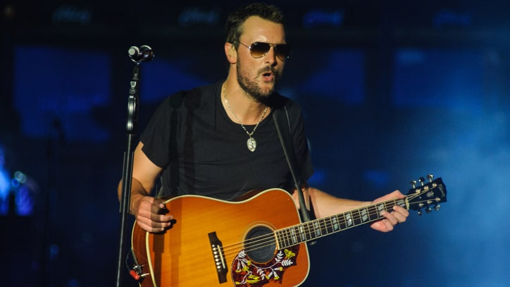 Eric Church Forgoes Opening Acts for 2017 Tour