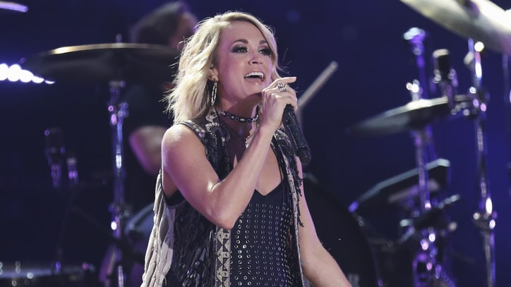 Carrie Underwood, Chris Stapleton Set for CMT Artists of the Year