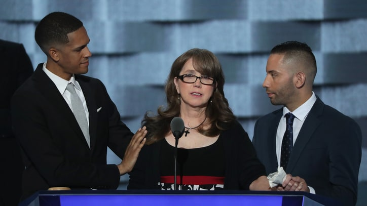Watch Moving DNC Speech From Mother of Pulse Orlando Victim