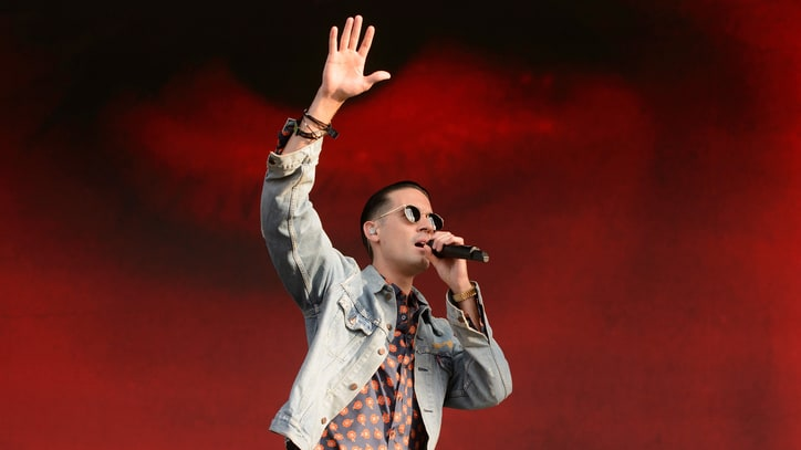 Watch G-Eazy Celebrate Bay Area in Cameo-Packed 'Calm Down' Video