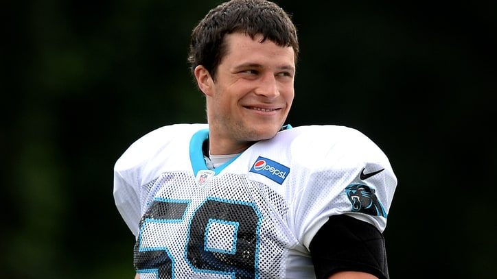 Linebacker Luke Kuechly's Brutal Pre-Season Strength Workout
