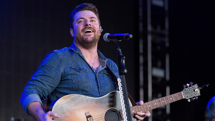 Hear Chris Young's Sexy New Song 'Losing Sleep'