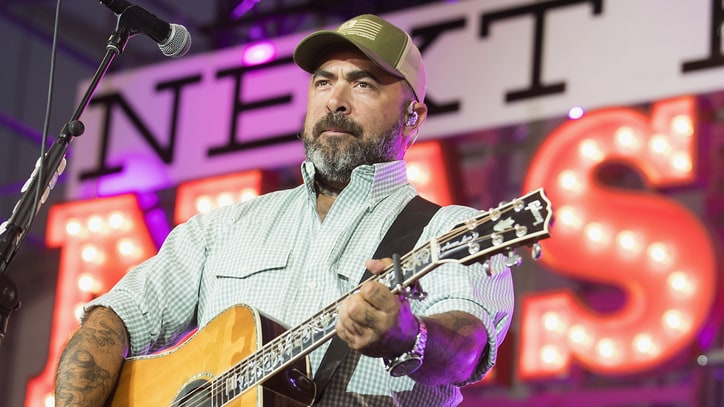 Hear Aaron Lewis' Awkward Interview With DJ Bobby Bones