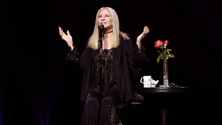 On the Charts: Barbra Streisand Edges Out Florida Georgia Line