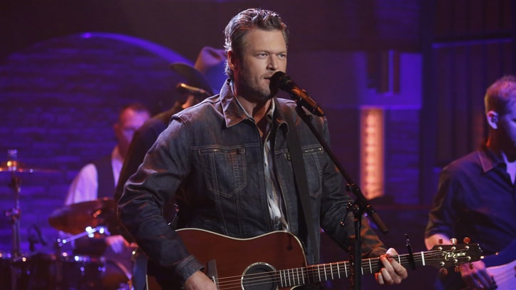 Blake Shelton on Dating Gwen Stefani, Learning No Doubt Songs