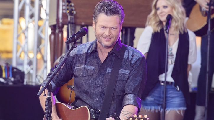 Blake Shelton Brings Country Charm to Brooklyn