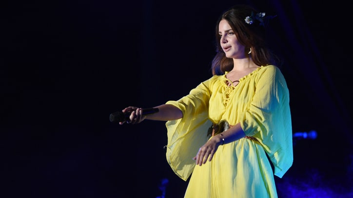 Lana Del Rey Joins Effort to Defeat Trump With Witchcraft