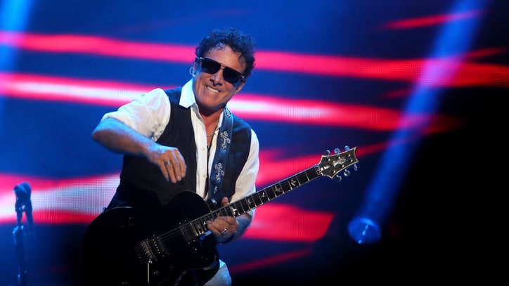 Journey's Neal Schon on Rock Hall Induction, Possible Steve Perry Reunion