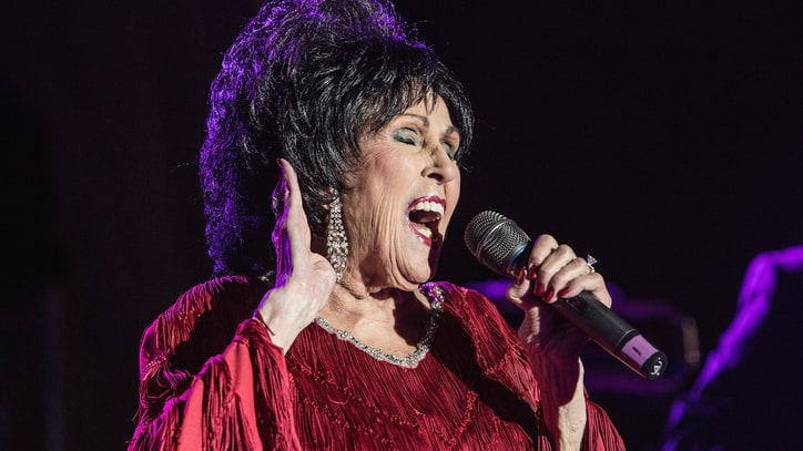 Wanda Jackson Unveils Autobiography 'Every Night Is Saturday Night'
