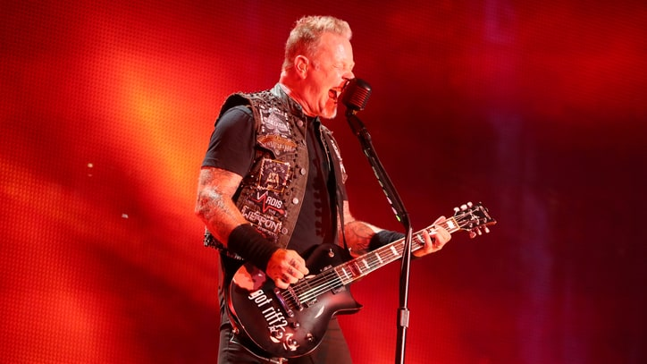 Watch Metallica Debut Punishing 'Hardwired' Live at Minneapolis Concert
