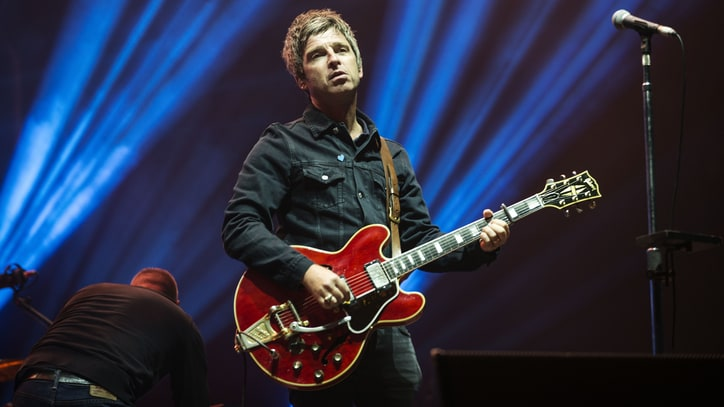 Hear Noel Gallagher's Cinematic New Song 'Fort Knox'