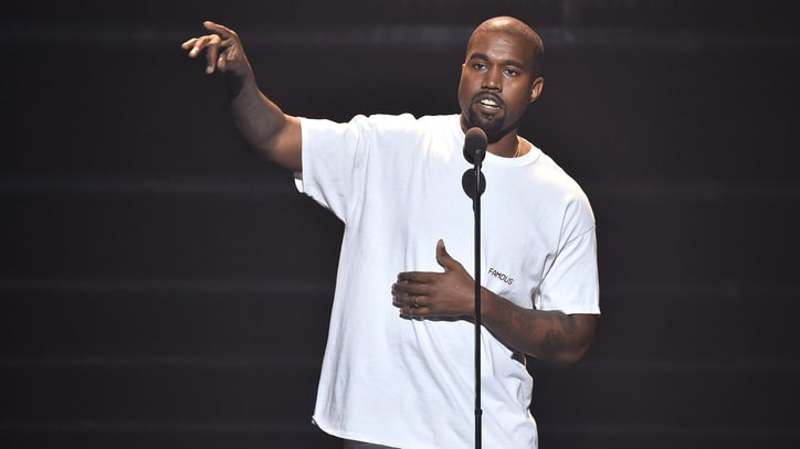 Read Kanye West's Wide-Ranging VMAs Speech