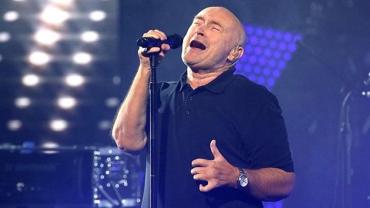 Watch Phil Collins Perform 'Sussudio' for First Time in 12 Years
