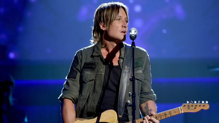 See Keith Urban's Stylish 'Blue Ain't Your Color' Video