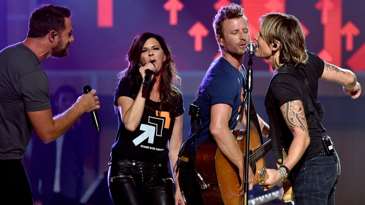 See Dierks Bentley, Keith Urban, Little Big Town Update Bowie's 'Heroes'