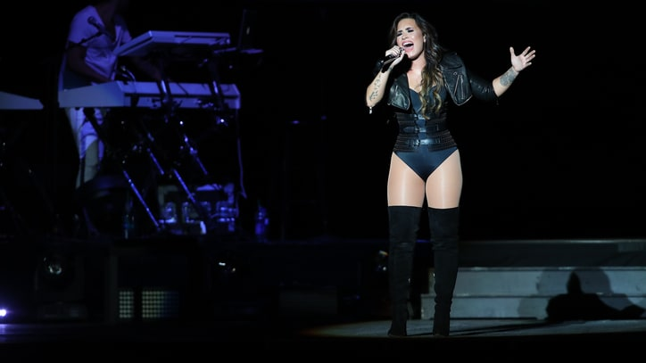 See Demi Lovato's Soaring Cover of Adele's 'When We Were Young'