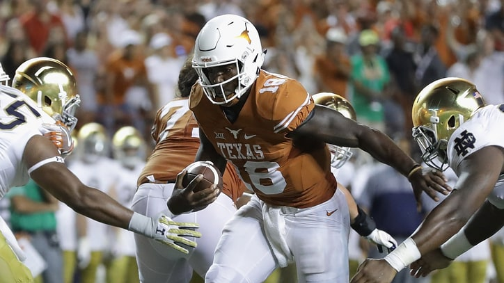 Texas Longhorns Playing Good Football Again – and That's a Great Thing