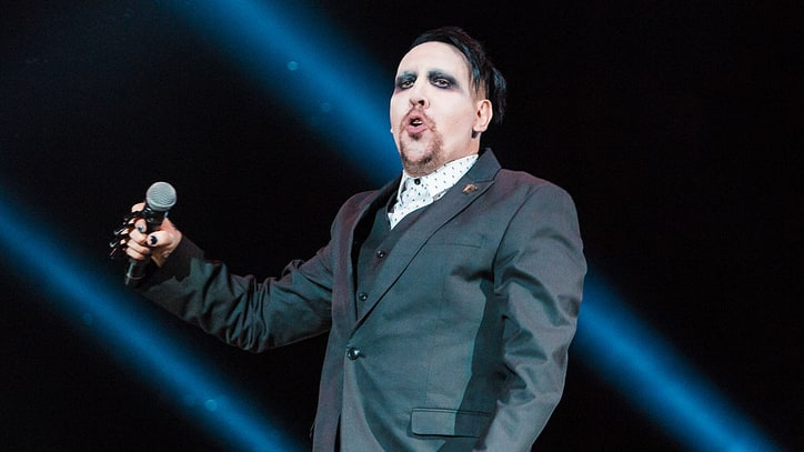 Marilyn Manson Announces Heaven Upside Down Tour
