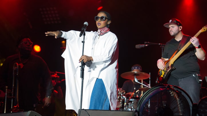 See Lauryn Hill Honor Fela Kuti With Lively 'Lost Ones,' 'Zombie' Mashup