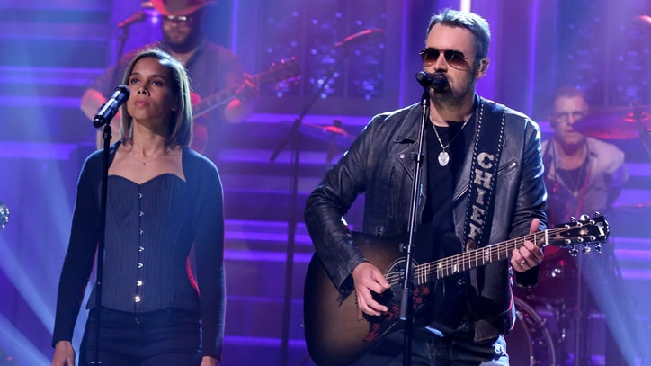See Eric Church's Determined 'Kill a Word' on 'Fallon'