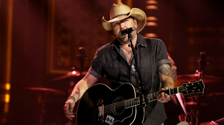 See Jason Aldean Perform Hazy 'A Little More Summertime' on 'Fallon'