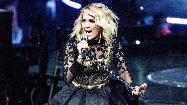 See Carrie Underwood's Sassy 'Dirty Laundry,' Chicken Dance on 'Ellen'