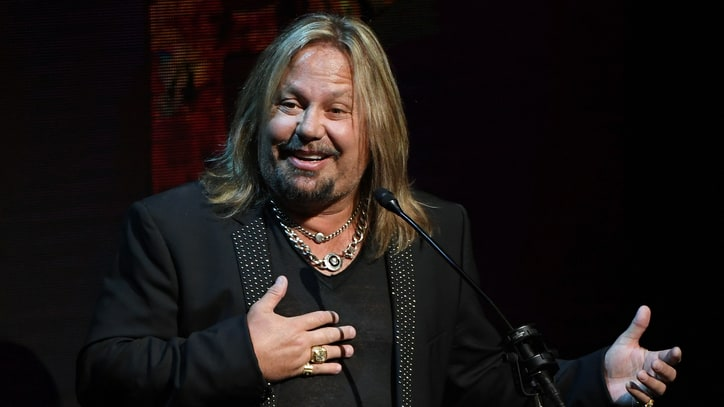 Vince Neil 'Uninvited' From Donald Trump's Presidential Inauguration