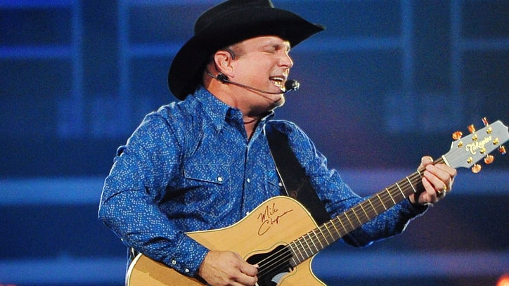 Hear Garth Brooks' Jubilant 'Baby, Let's Lay Down and Dance'