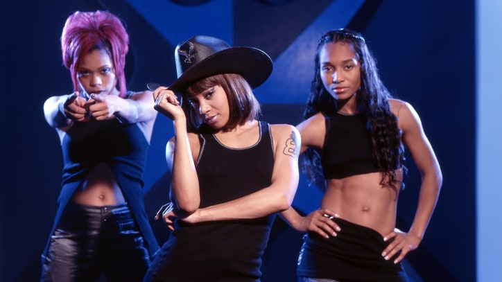Flashback: TLC's Lisa 'Left Eye' Lopes Brings 'No Scrubs' Rap to 'Leno'
