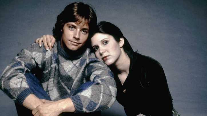 Mark Hamill on Carrie Fisher: 'She Was Our Princess'