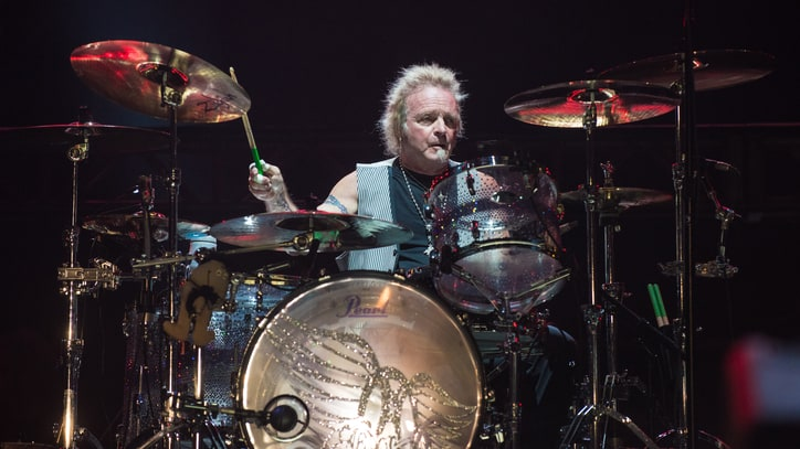 Joey Kramer: Obama Photo 'Not Representative of Aerosmith'