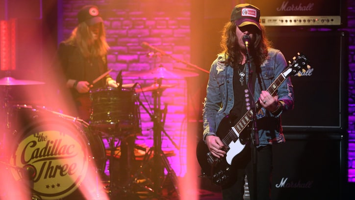Watch the Cadillac Three's Dirty 'South' on 'Seth Meyers'