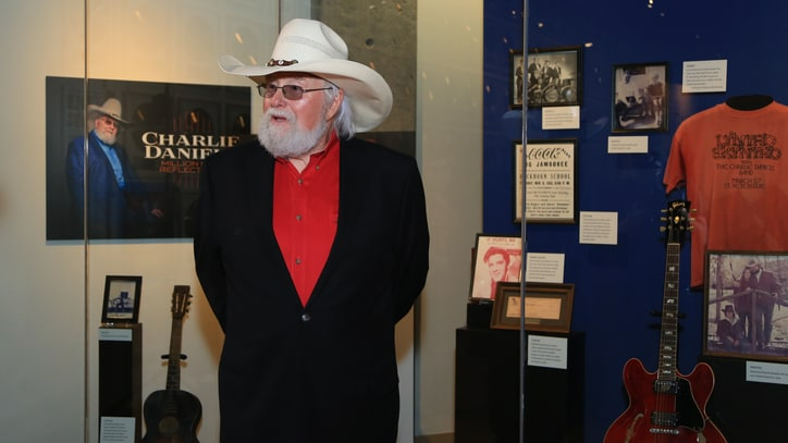 Charlie Daniels on Hall of Fame Exhibit: 'It's Almost Indescribable!'