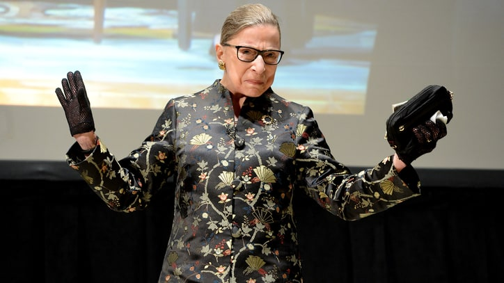 Are You Fitter Than Justice Ginsburg? Try Her Hardcore Workout
