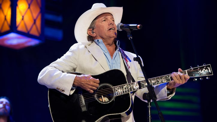 George Strait Box Set to Include New Jamey Johnson Song