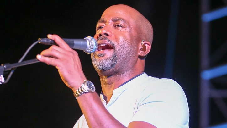 See Darius Rucker, Fiona Culley's Soaring 'Life on the Line' Duet