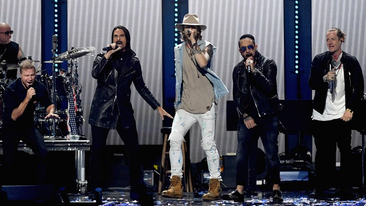 See Florida Georgia Line Surprise Fans With Backstreet Boys Collab