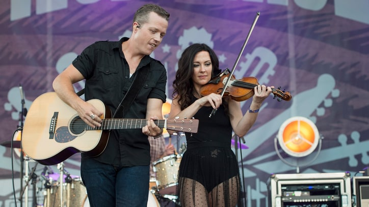 Jason Isbell Joins 'Amanda Shires & Friends' Voter Registration Event