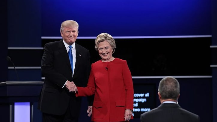 19 WTF Moments From the First Presidential Debate