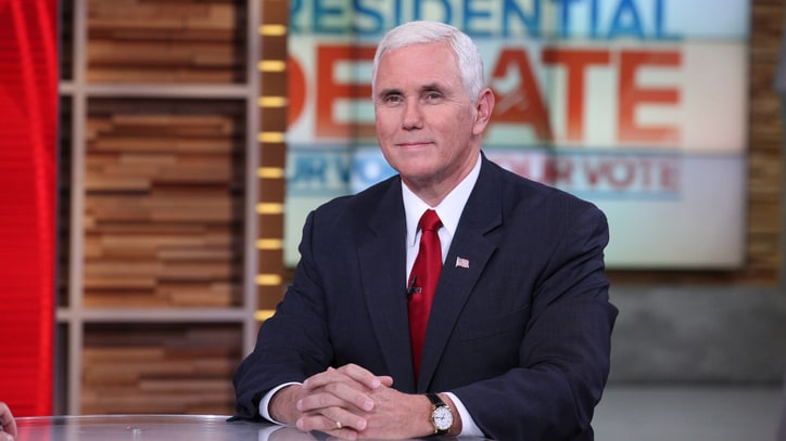 RNC Declares Mike Pence Winner Hours Before Vice Presidential Debate