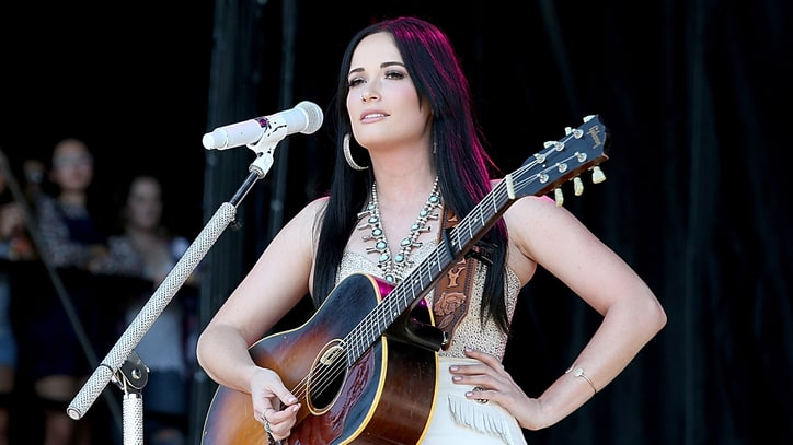 See Kacey Musgraves Perform With the Dallas Cowboy Cheerleaders