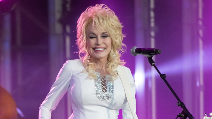 See Dolly Parton Recast 'Jolene' as 'Drag Queen' on 'Kimmel'