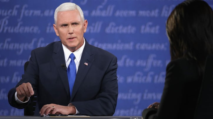 Mike Pence's Casual Cruelty on Abortion at the VP Debate